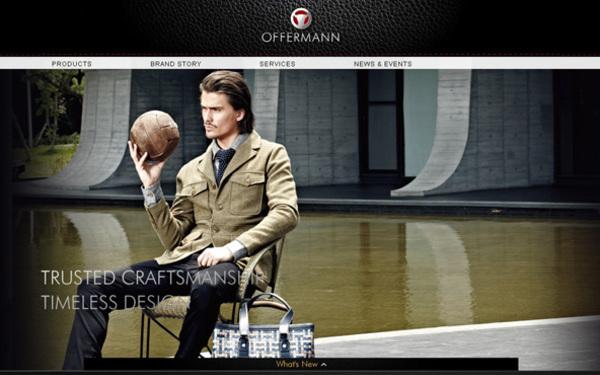 OFFERMANN皮具网站