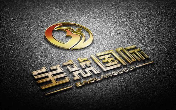 宝蓝国际logo设计