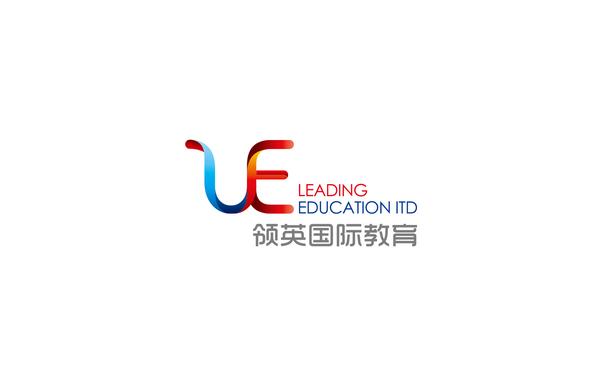 领英国际教育集团标志设计