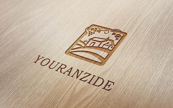 安徽悠然自得农庄品牌设计