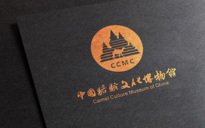 骆驼博物馆logo