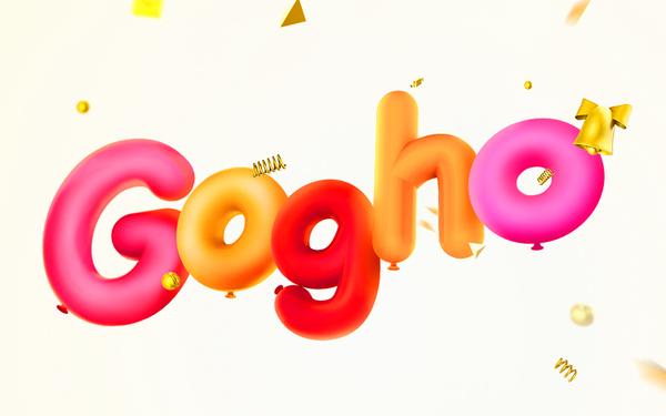 GOGHO JOYFUL 2016 |聖誕&跨年節日主題設計