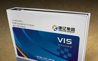 杭州康亿集团VIS设计案例