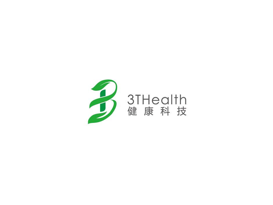 3T健康LOGO设计中标图3