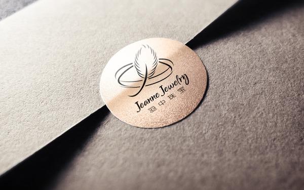 羽中珠宝品牌形象设计
