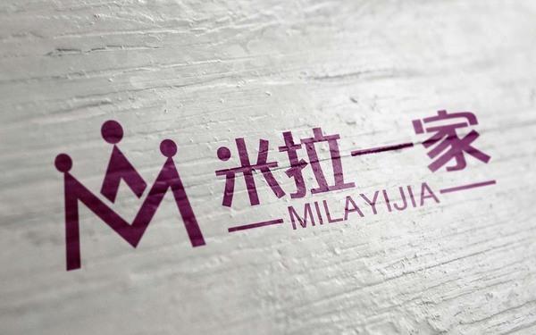 米拉一家logo
