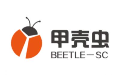 甲壳虫物流 企业网站