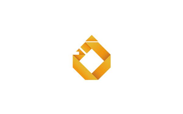 联通大酒店品牌logo设计