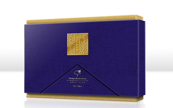 同济医药包装礼盒设计