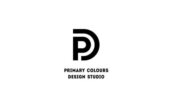 PRIMARY COLOURS DESIGN STUDIO Logo设计