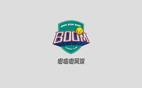 网球俱乐部标志设计
