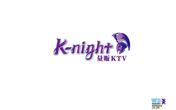 KTV品牌标志设计