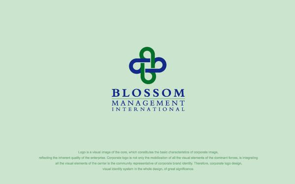 博成金融 logo设计