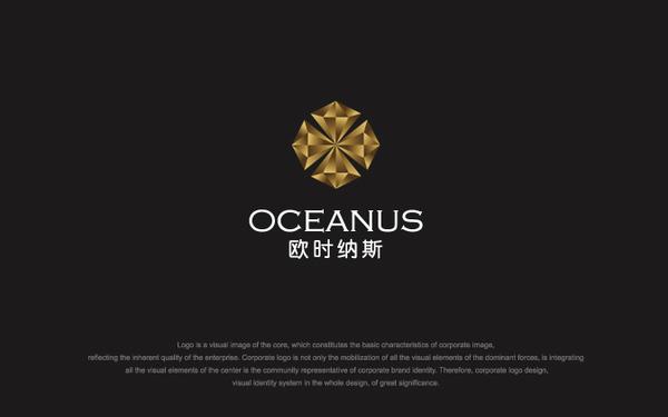 欧时纳斯 珠宝品牌logo设计