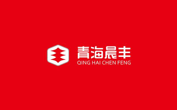 青海晨丰logo设计