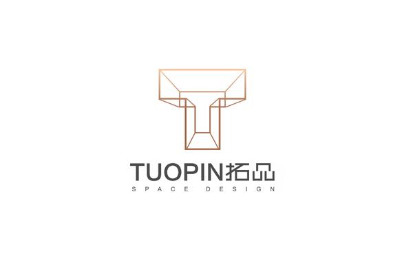 北京拓品建筑装饰工程有限公司品牌形象设计