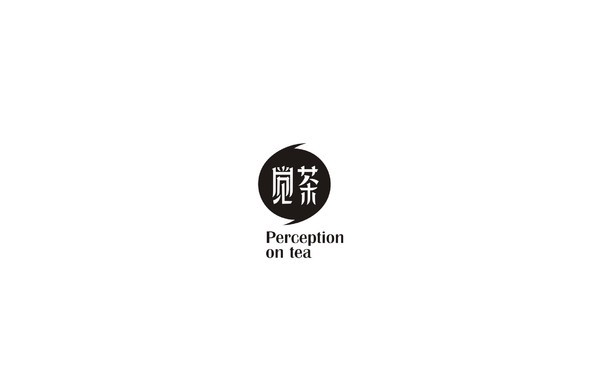 觉茶 标志 VI设计