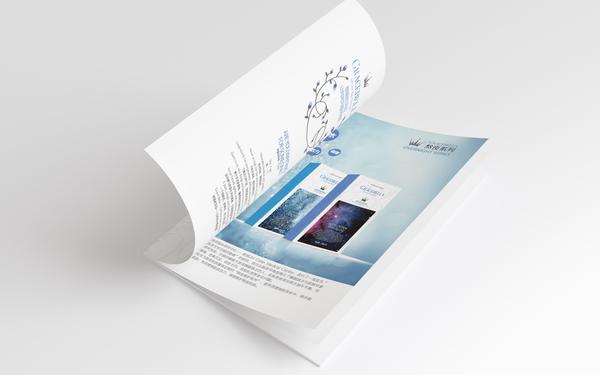 产品画册 面膜系列