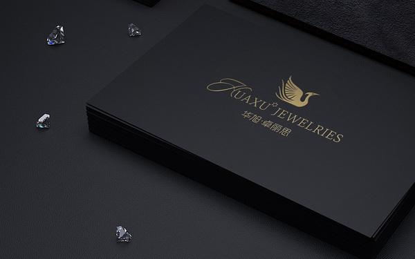 华旭卓丽思品牌标志设计