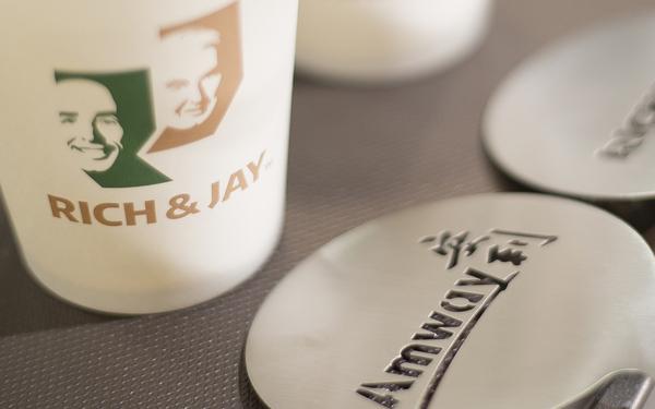 安利旗下—— Rich&Jay咖啡品牌