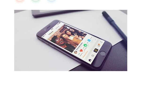 国外社交类App