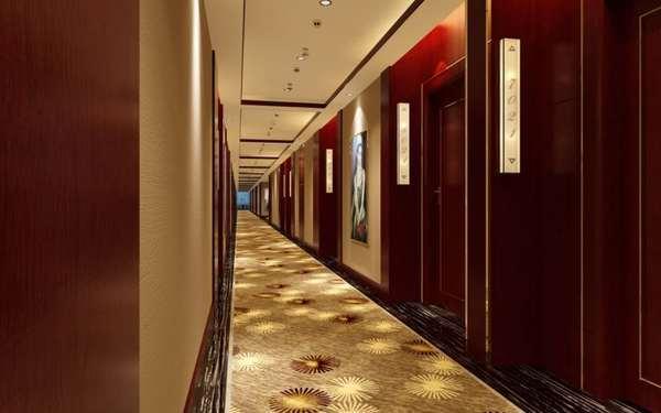 酒店过道-缅甸司岗里大酒店