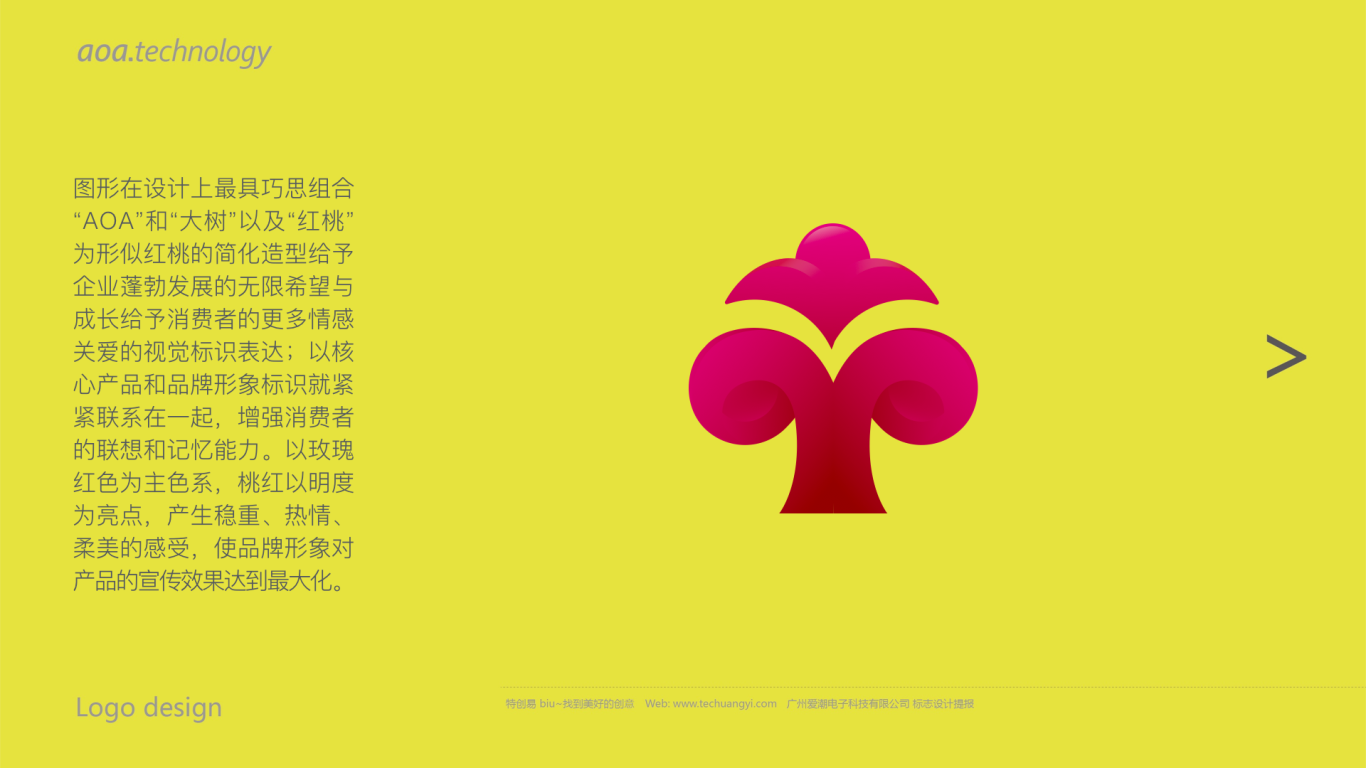 爱潮品牌  成人用品LOGO设计中标图0