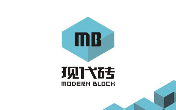 现代砖建材企业VI系统设计案例