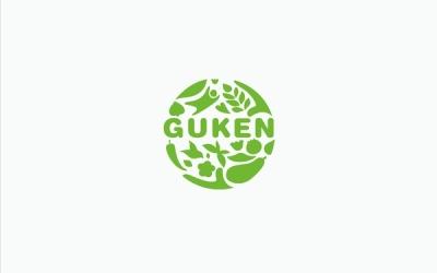 广东广垦蔬菜logo设计
