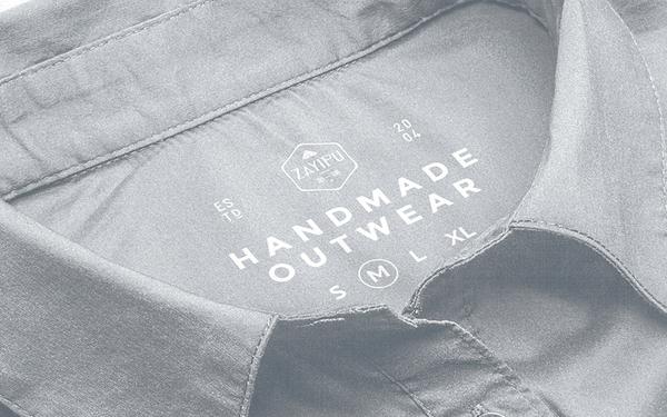 雑衣铺服装品牌设计