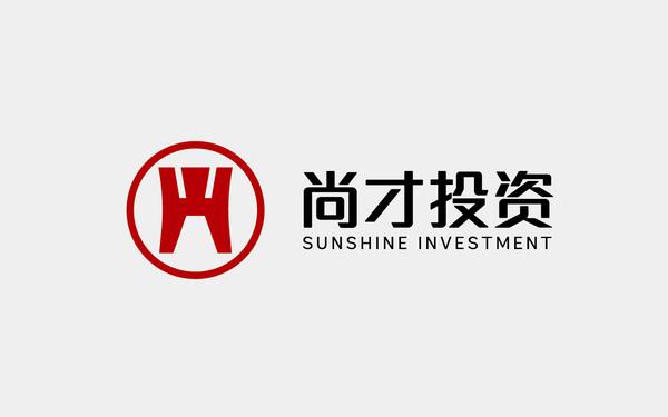 尚才投资logo设计