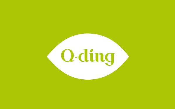 Q丁品牌标志设计