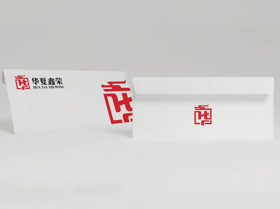 华夏鑫荣保温工程LOGO设计中标图2