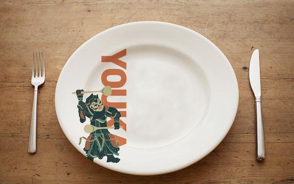 Yoka有家港式餐厅视觉图形设计