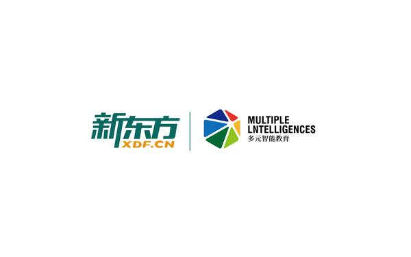 新东方教育子产品logo设计