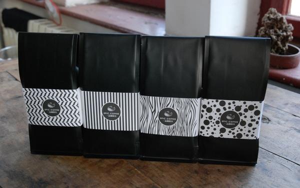 电商品牌一品咖啡