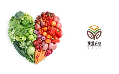 丽禾农业品牌形象设计