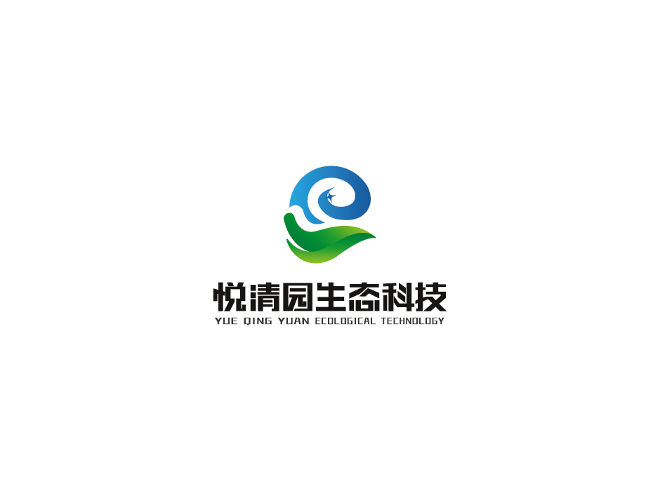 悦清园生态科技LOGO设计中标图0
