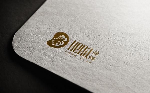 HERA_赫娜名媛会所_品牌标志设计