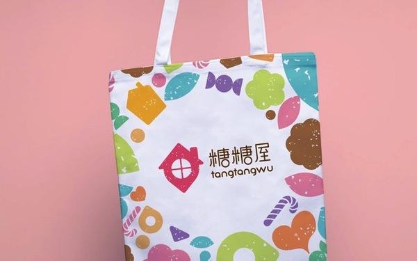 糖糖屋品牌形象设计