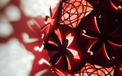 灯具艺术品设计