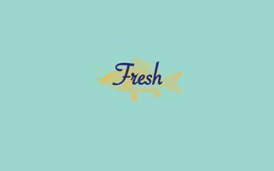 時尚海鮮店vi 設計