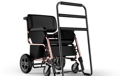 阐述医疗产品老人康复椅设计