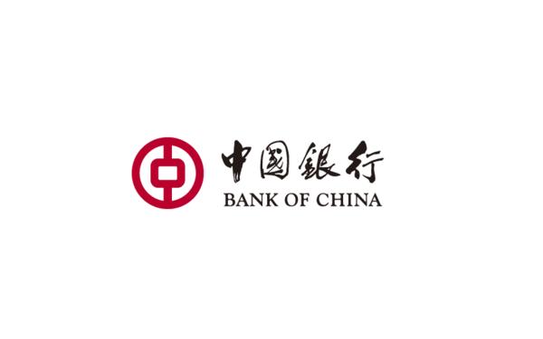 中国银行全球金融平面海报