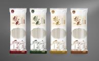 山东梨花品牌挂面包装系列设计