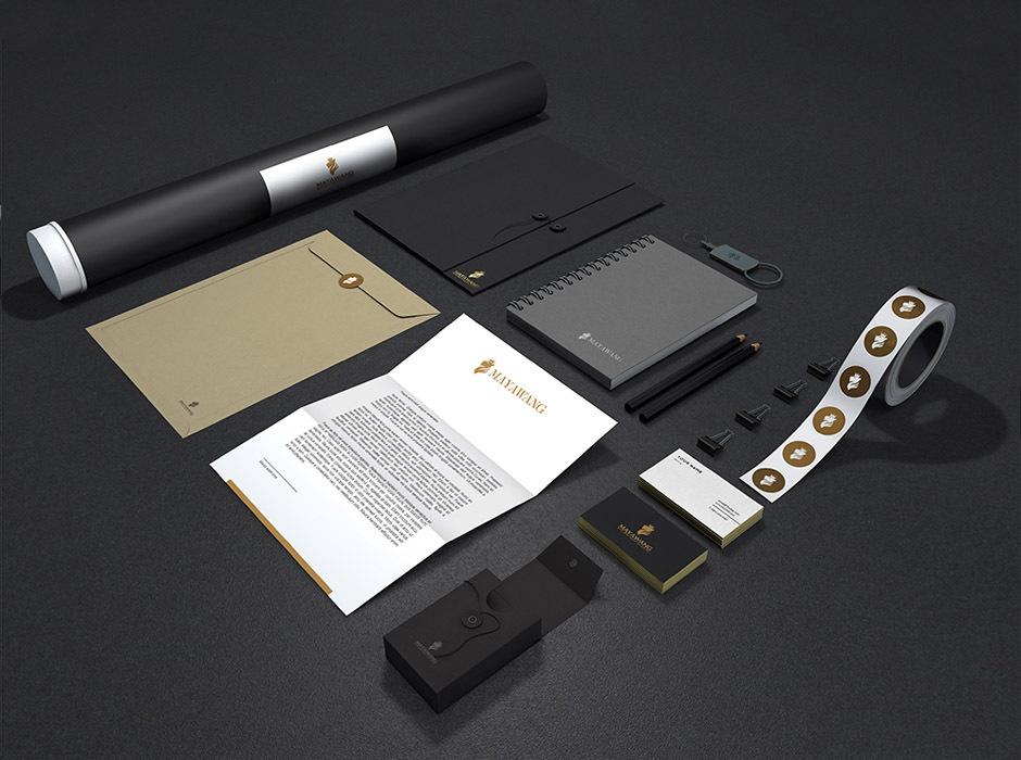 玛雅珠宝零售品牌LOGO设计中标图2