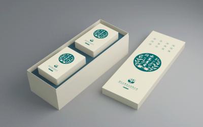 水寨雀舌茶葉包裝設計