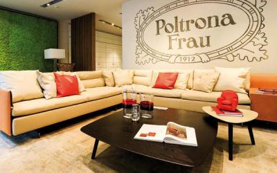 意大利家具品牌Poltrona...