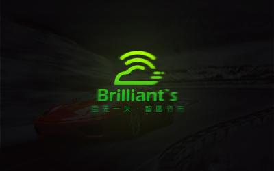 津点设计-互联网logo