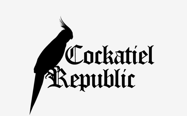 Cockatiel Repulic 配饰品牌logo